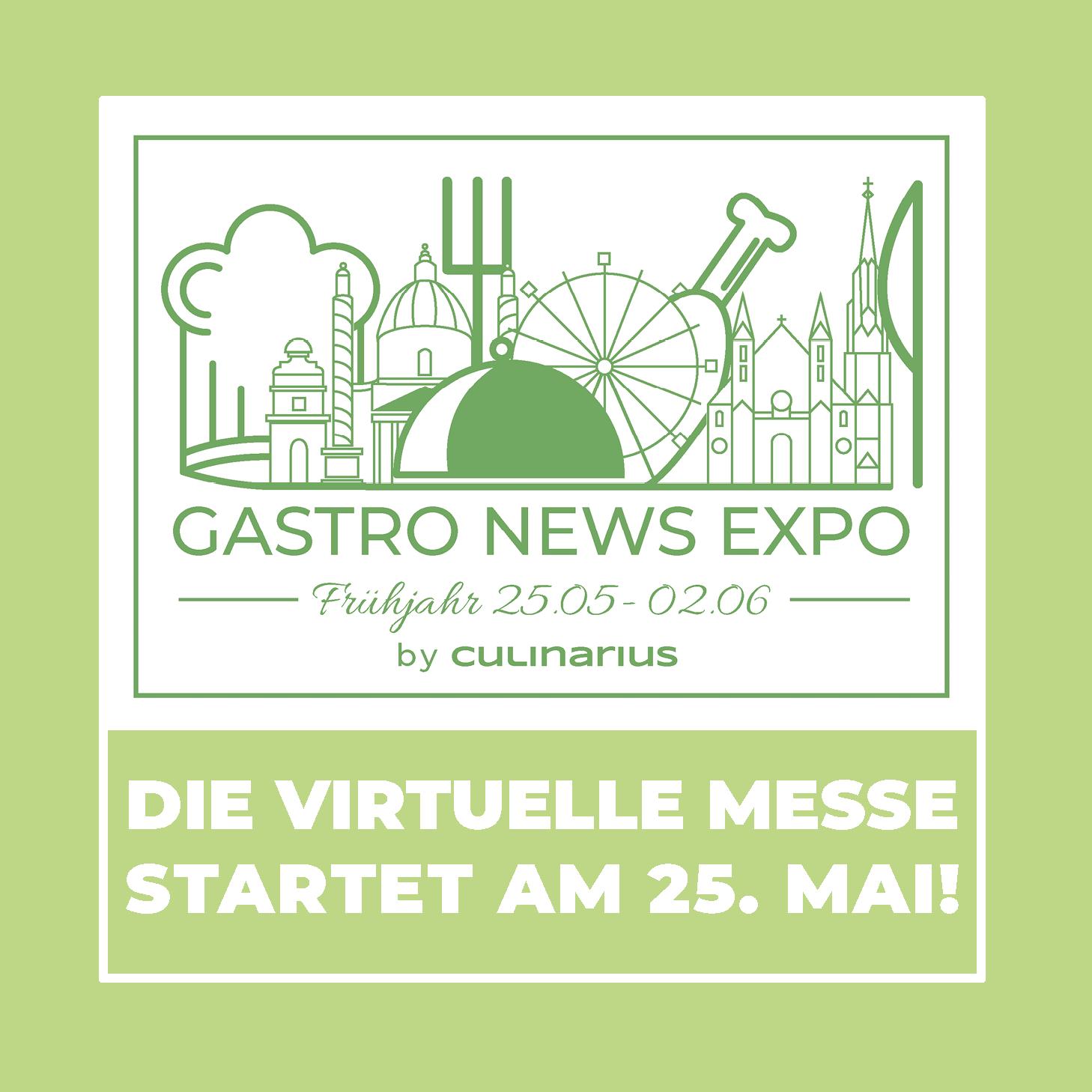 Gastro News Expo 2021 - Newcomer auf einen Klick!