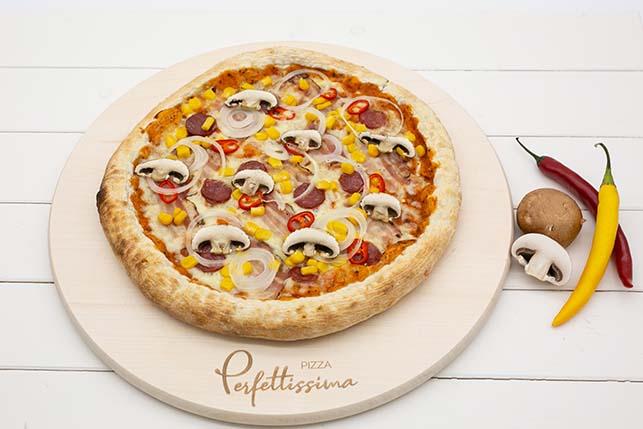 Pizza alla Casa